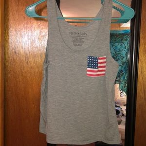 Fifth Sun Tank Top